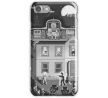 Scene #17: 'Visitors From Outer Space' iPhone Case/Skin