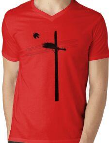 Nest Mens V-Neck T-Shirt