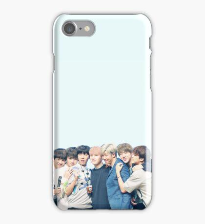 BTS/Bangtan Sonyeondan - Group Fanmeet iPhone Case/Skin