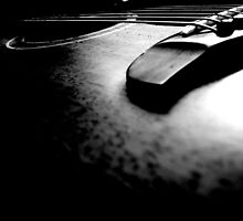 guitar; old cheap and sweet by Txschili