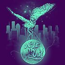 Night Owl by Liviu Matei