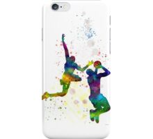 Basketball Players iPhone Case/Skin