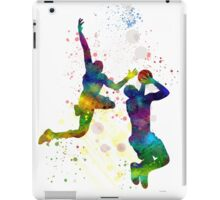 Basketball Players iPad Case/Skin