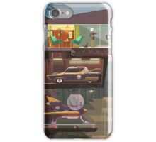 Scene #20: 'Day Off' iPhone Case/Skin