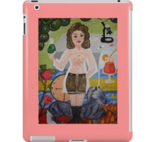 Scientist Philosopher iPad Case/Skin