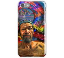 Redneck in Acid iPhone Case/Skin