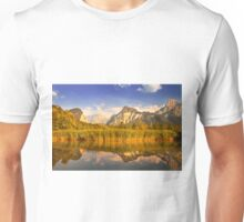 Entrance to Gesäuse in Summer Unisex T-Shirt