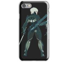 Raiden Vector Art - Metal Gear Solid/Rising iPhone Case/Skin