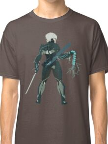 Raiden Vector Art - Metal Gear Solid/Rising Classic T-Shirt