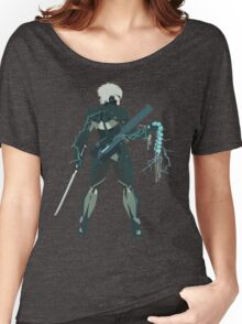 Raiden Vector Art - Metal Gear Solid/Rising Women's Relaxed Fit T-Shirt