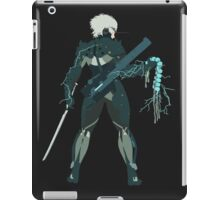 Raiden Vector Art - Metal Gear Solid/Rising iPad Case/Skin