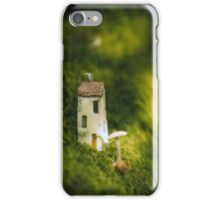 Fairy House In The Woods - I iPhone Case/Skin