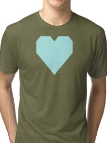 Pale Blue  Tri-blend T-Shirt