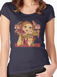 Treasured Women's Fitted Scoop T-Shirt