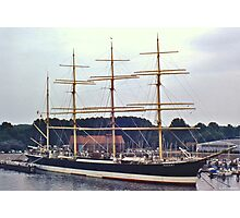 Barque Passat in Travemünde Photographic Print