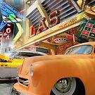Retro Vegas.... by Rita  H. Ireland