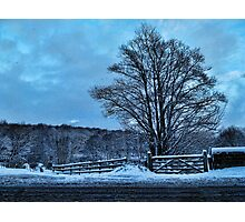 Horsforth Woodside Photographic Print