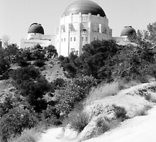 Griffith Park Observatory, August 14 2010 by joshsteich