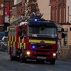Northern Ireland Fire and Rescue Service by Jon Lees