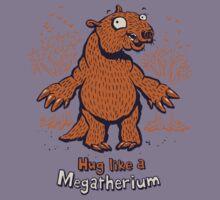 Hug like a Megatherium Kids Clothes