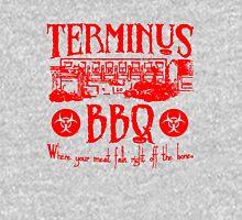 Terminus BBQ Funny Zombie Apocalypse Unisex T-Shirt
