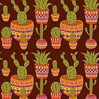Mexican cactis by los-ojos-pardos