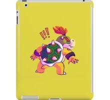 Bowser Junior iPad Case/Skin