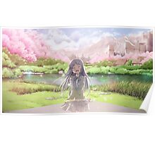 Spring Anohana Poster
