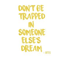 BTS/Bangtan Sonyeondan - Quote by skiesofaurora