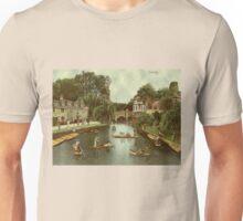 Punting Unisex T-Shirt