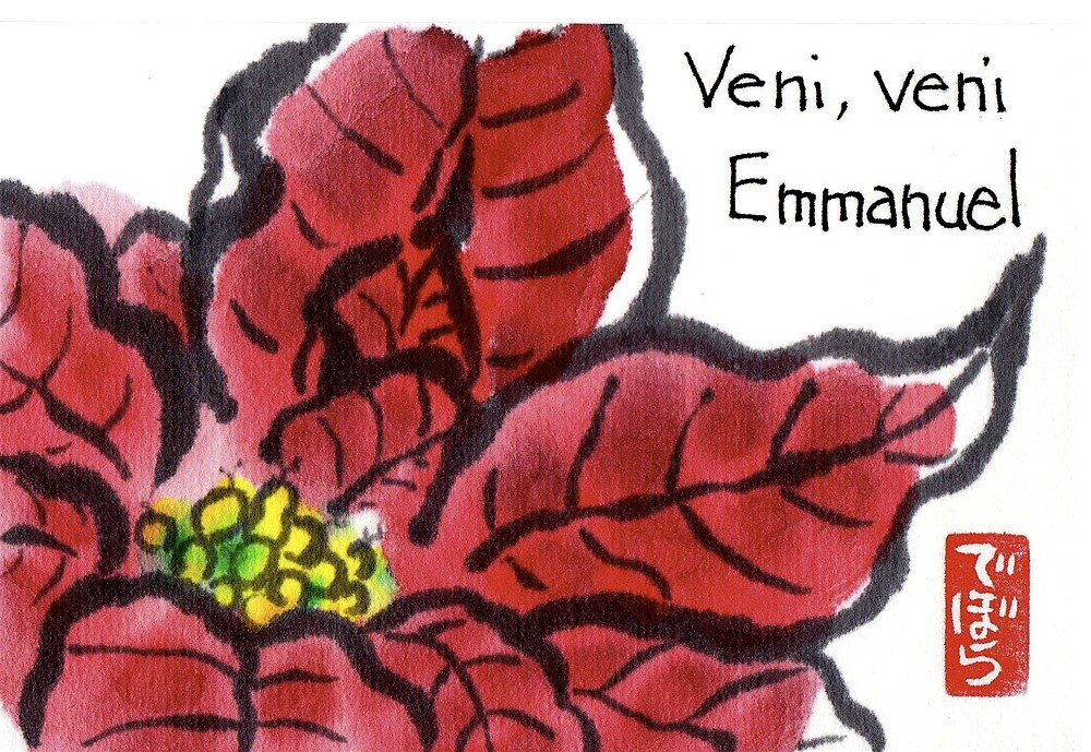 Poinsettia by dosankodebbie