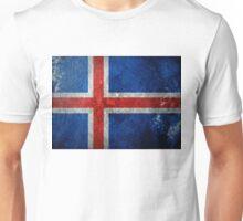 Iceland Grunge Unisex T-Shirt