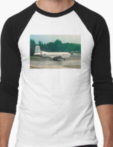 Douglas C-124A Globemaster II 50-1257 Men's Baseball ¾ T-Shirt