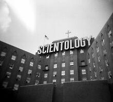 Scientology, Fountain St., Los Angeles, CA, July 2010 by joshsteich
