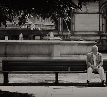 Waiting by MarkStuttard