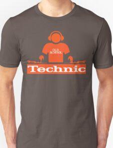 technic DJ t-shirt T-Shirt