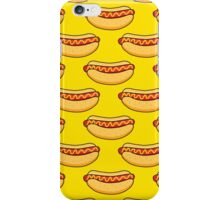 Awesome hot dogs iPhone Case/Skin