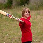 Emma (Batting) by LJSPhotography