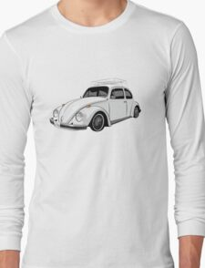 Our Late '69 Volkswagen Beetle Long Sleeve T-Shirt