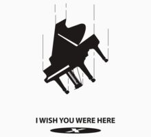 I Wish You Were Here by AmazingVision