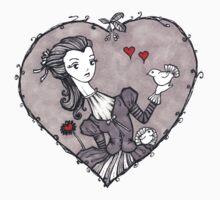 Turtle Dove Love by Anita Inverarity