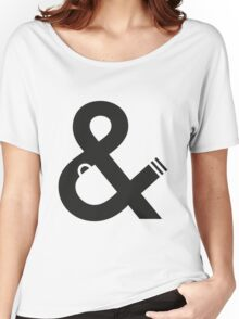 Coffee and cigarettes Women's Relaxed Fit T-Shirt