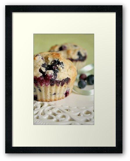 Blueberry muffins by Jeanne Horak-Druiff