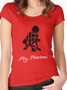 My Precious Women's Fitted Scoop T-Shirt