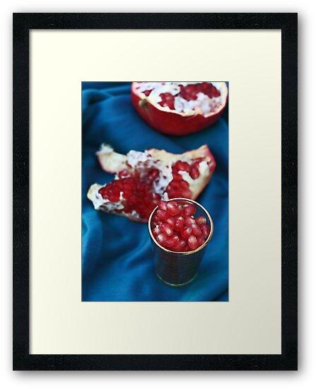 Pomegranate by Jeanne Horak-Druiff
