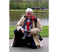 Flashing in Kampen :) Photographic Print