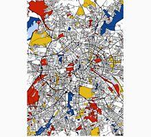 Berlin mondrian map Unisex T-Shirt