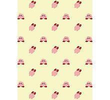 Kirby Tile Photographic Print