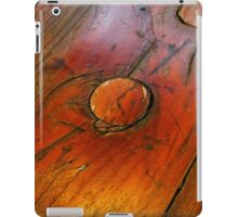 iWood Knot Miss This. iPad Case/Skin