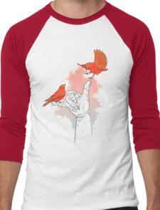 Come When I Call You (Come Home Soon) Men's Baseball ¾ T-Shirt